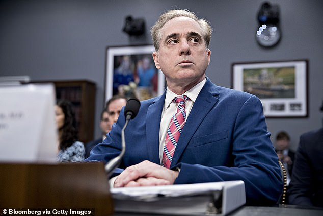 DavidShulkin, who was fired as Trump's VA Secretary in 2018, has written a new book, 'It Shouldn't Be This Hard to Serve Your Country'