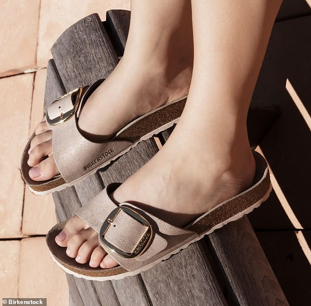 Wonder ingredient: Birkenstock has used cork oak in their footwear for hundreds of years, before scientists discovered its benefits as an anti-ageing skincare ingredient