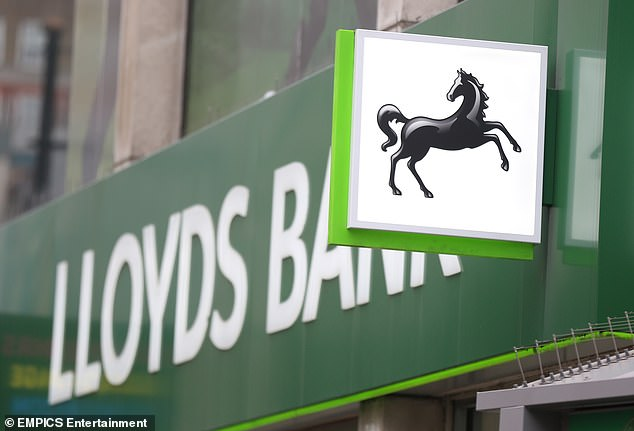 Lloyds recently announced that it was introducing new security measures to ensure that imposters cannot log on using other people's details