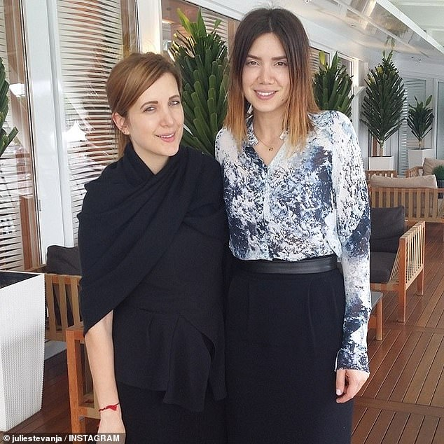 Online retailer Stylerunner, founded in 2012 by Aussie twins Julie (right) and Sali (left) Stevanja, both 38, was placed into receivership on Wednesday