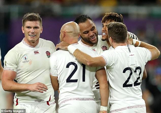 England will take on New Zealand in the World Cup semi-final in Yokohama on Saturday