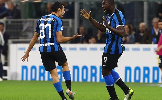 Inter Milan 2 2 Parma Inter Miss Chance To Go Top Of