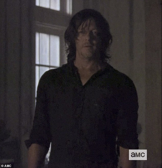 Jail visit: Daryl Dixon [Norman Reedus] visited Negan in jail after Lydia insisted that he saved her life