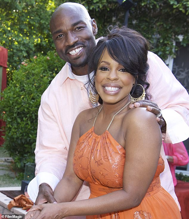 The 49-year-old comedian and actress quietly separated from Jay Tucker several months ago, putting up her Bell Canyon, California compound for sale for $1.2 million back in July. Pictured: The once happy couple celebrating their one year anniversary in 2012