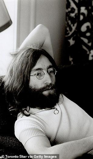 Beatles member John Lennon profited from the anniversary of Abbey Road