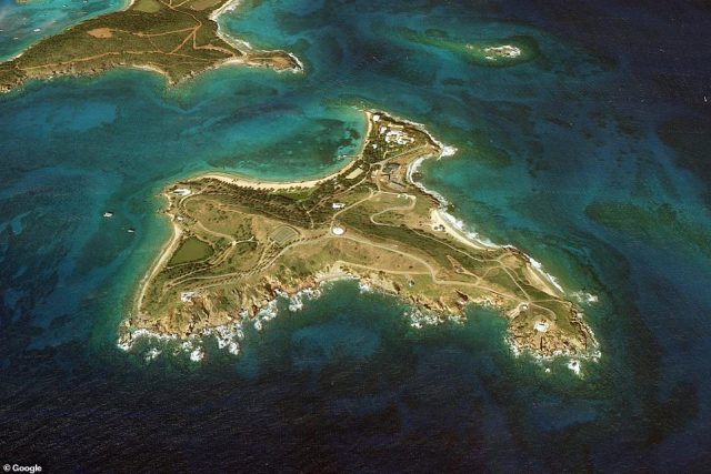 Pedophile Island: The 71.5-acre island was purchased in 1998 for $7.95 million by Epstein, who built a massive compound