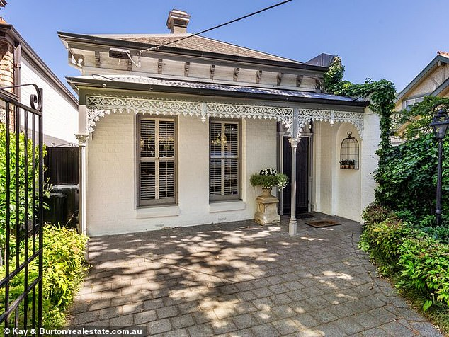 Suburbs in Sydney and Melbourne are now the best performing real estate markets in Australia.Circumstances have changed dramatically in a year, with Melbourne's inner-east going from being Australia's worst to best metropolitan housing market (pictured is a house up for auction at Hawthorn East)