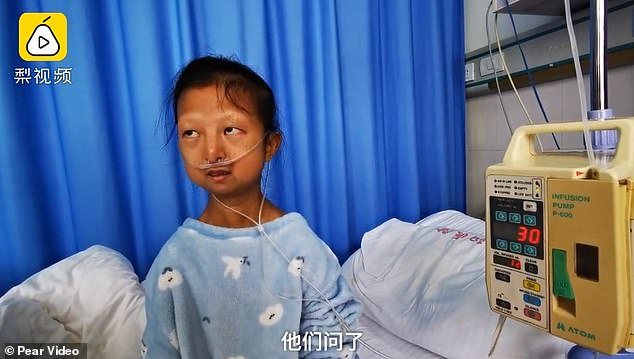 Wu Huayan, from the Chinese province of Guizhou, died after suffering complications caused by malnutrition. Her parents died and she had to take care of her sick brother.