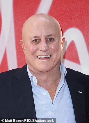 Rooney was an employee at billionaire investor Ron Perelman's sprawling East Hampton estate. A spokesperson for Perelman (pictured) said she was fired and banned from the estate after the crash