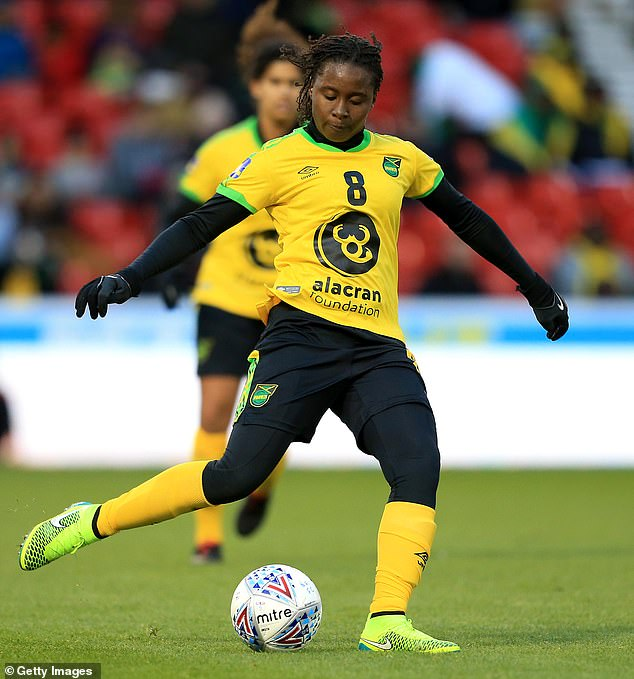 Tarania Clarke, 20, midfielder for Jamaican club, Waterhouse, was knifed when fighting with another woman in Half-Way Tree, St Andrew, Jamaica