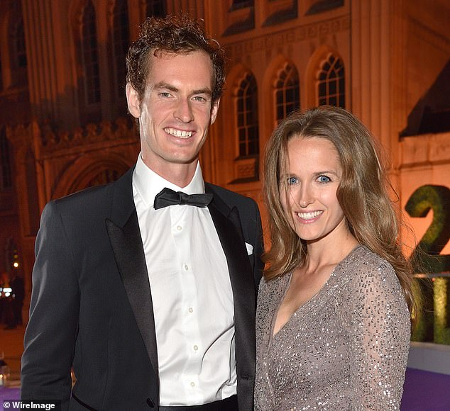Sir Andy Murray and wife Kim Sears are celebrating the arrival of their first son, it has been revealed