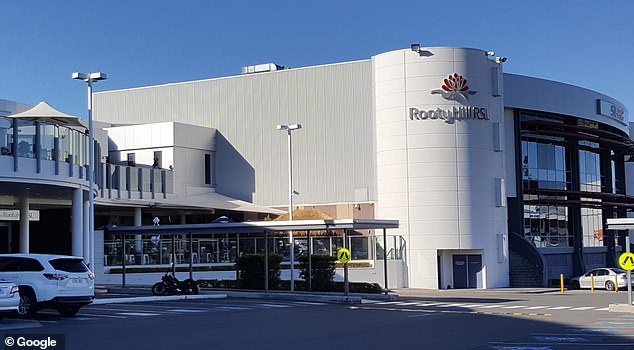She withdrew most of the money from ATMs in RSLs. At one RSL - Rooty Hill (pictured) - Abellanoza withdrew $1.8million over the five years