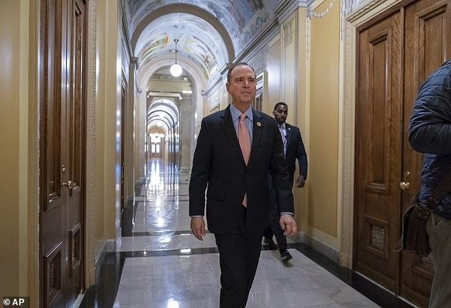 House Intelligence Chairman Rep. Adam Schiff announced public impeachment hearings will begin next week