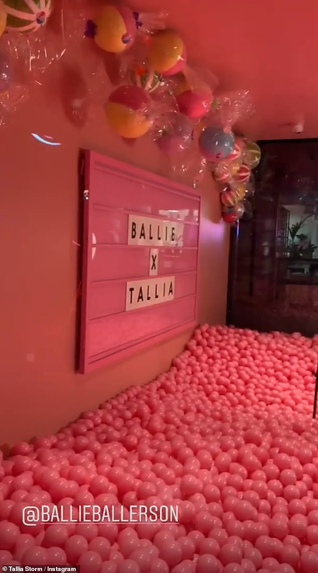 Ballie Ballerson: London's famous ball pit cocktail bar boasts two giant ball pits, quirky entertainment and retro cocktails
