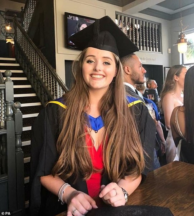 Grace Millane, 22, vanished during the early hours of her 22nd birthday while on a round-the-world trip in New Zealand. Her body was later found inside a suitcase, buried in the woods