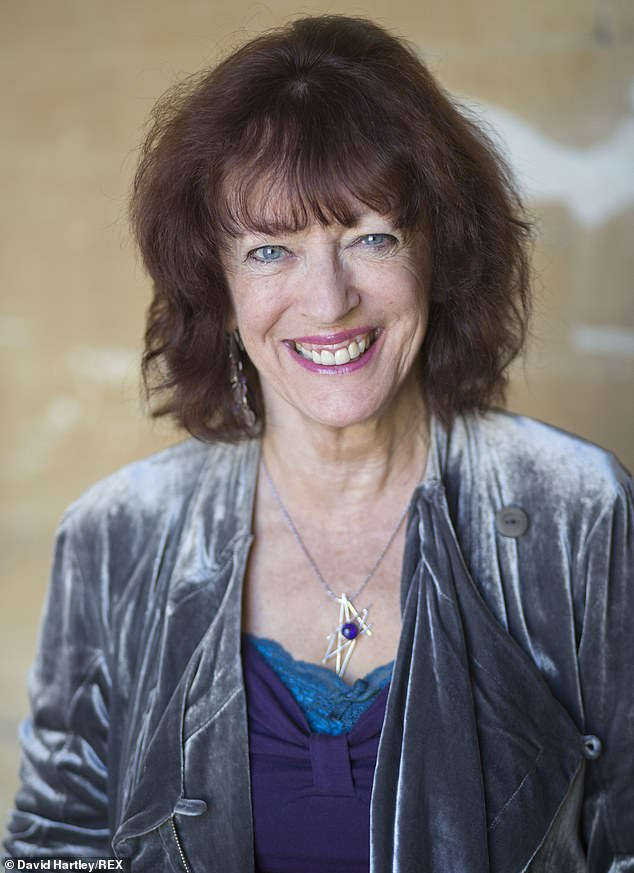 Author, journalist and Daily Mail advice columnist Bel Mooney