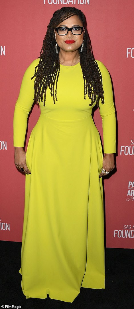 Filmmaker Ava DuVernay, 47, was also honored during the evening with aPatron of the Artists Award