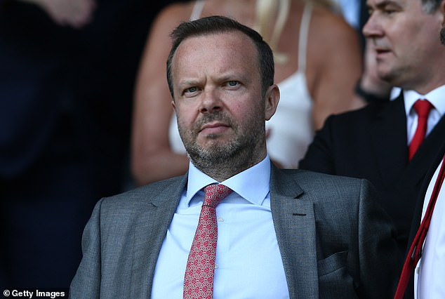 Herrera's comments appear to be a dig at Ed Woodward and United's emphasis on money