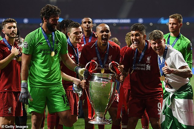 The Champions League finale could be moved over to New York by UEFA for the 2024 final