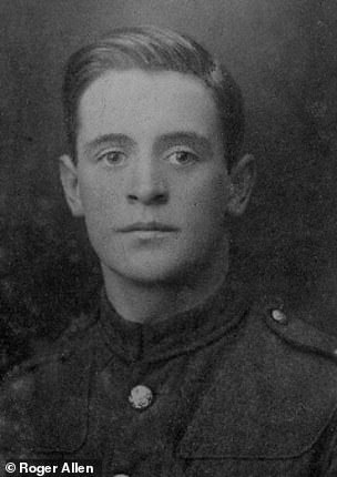 Sgt. James Francis McDonald of Burnley, son of a tailor, was only 16 when he enlisted in 1914. The following year, while that was not the case. he was fighting at the Dardanelles, he was hit in the shoulder and chest.