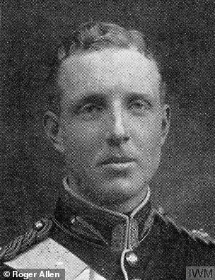 """The fact that Lieutenant George Masterman Thompson was the first officer killed during the Great War has no bearing on Kokou. """"Many Africans have died in wars,"""" he says. But this man has also lost his life, many miles from home. That's why we care about his grave"""