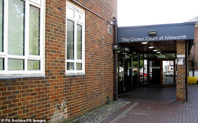 Callaghan yesterday admitted four counts of child sexual abuse at Isleworth Court of Justice