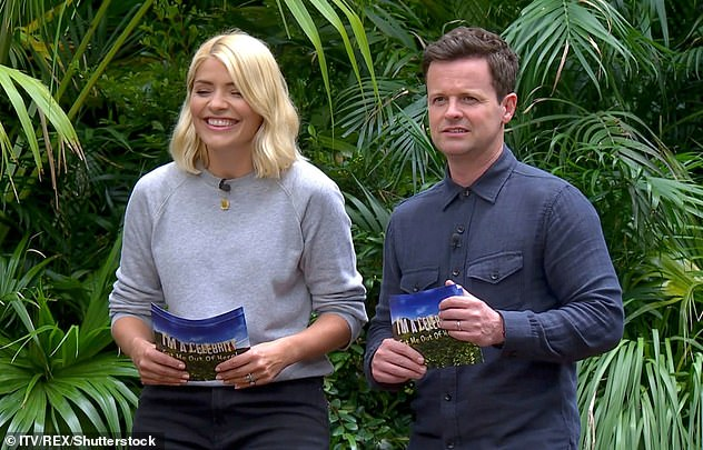 Ant: Ant was replaced by presenter Holly Willoughby in the last series. The bosses had previously confirmed that he would always return to the series after his televised break.