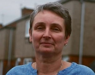 Kate Osborne, a candidate for the safe seat of Jarrow, Tyne and Wear, appeared to post the 'deeply concerning' image on Facebook