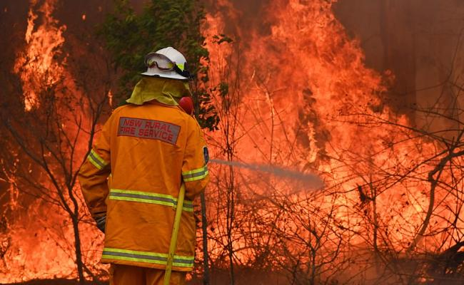 Sydney Bushfires Map Shows Suburban Areas Most At Risk