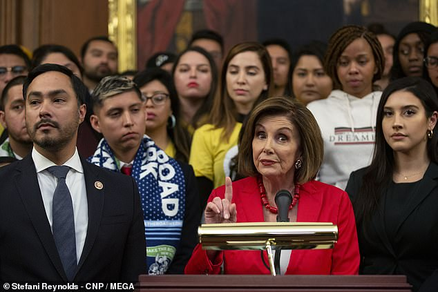 The Democrats (Nancy Pelosi, photo Nov. 12) entered the casino of Congress to throw all their chips on the dismemberment of Trump by impeachment. But in doing so, they raised the bar of potentially ruinous stakes - not for Trump, but for them