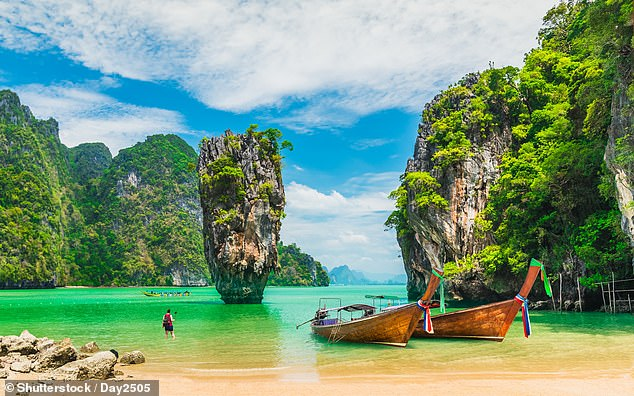 Travel On December 25 And There Are Serious Bargains To Be Had From Thailand To Dubai Daily Mail Online