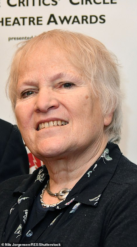 Libby Purves, broadcaster and novelist, pictured in 2019