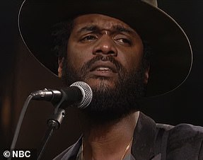 Star: Gary Clark Jr. received a nod for This Land in the Best Contemporary Blues Album category (he is seen on SNL in February)