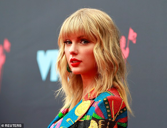 Timeline of a feud: Taylor Swift, seen here this summer, conflicts with Scooter Braun and Scott Borchetta for his catalog