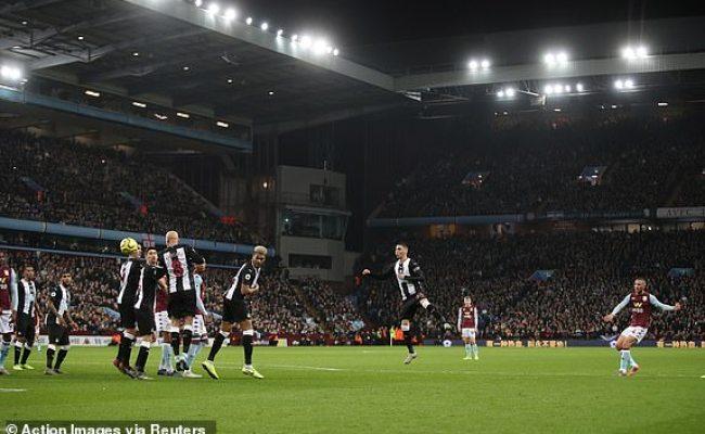 Aston Villa 2 0 Newcastle United Premier League 2019 20
