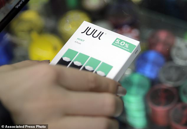 According to the CDC, at least 2,000 Americans have contracted an infection from e-cigarettes. Teens, school districts and states are accusing Juul of driving up those numbers