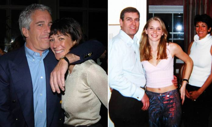 Ghislaine Maxwell reveals for first time how she hired women to ...