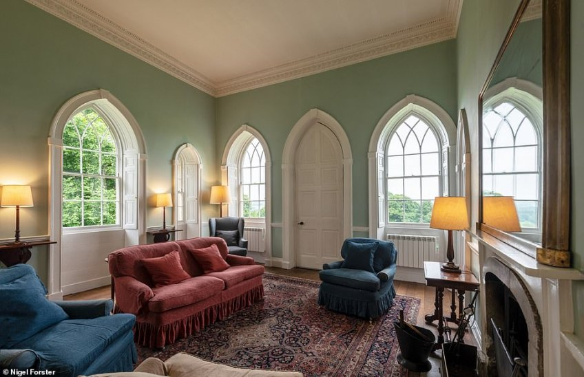 Clytha Castle dates back to 1790 when it was built by William Jones.A four-night stay at the castle starts from £682