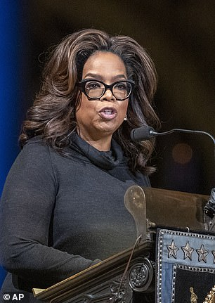 Oprah has yet to respond to the shocking footage of the musician