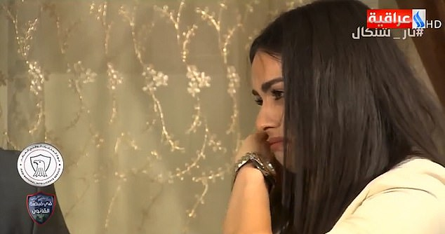 Image result for former Yazidi sex slave who was kidnapped and sold into slavery at 14