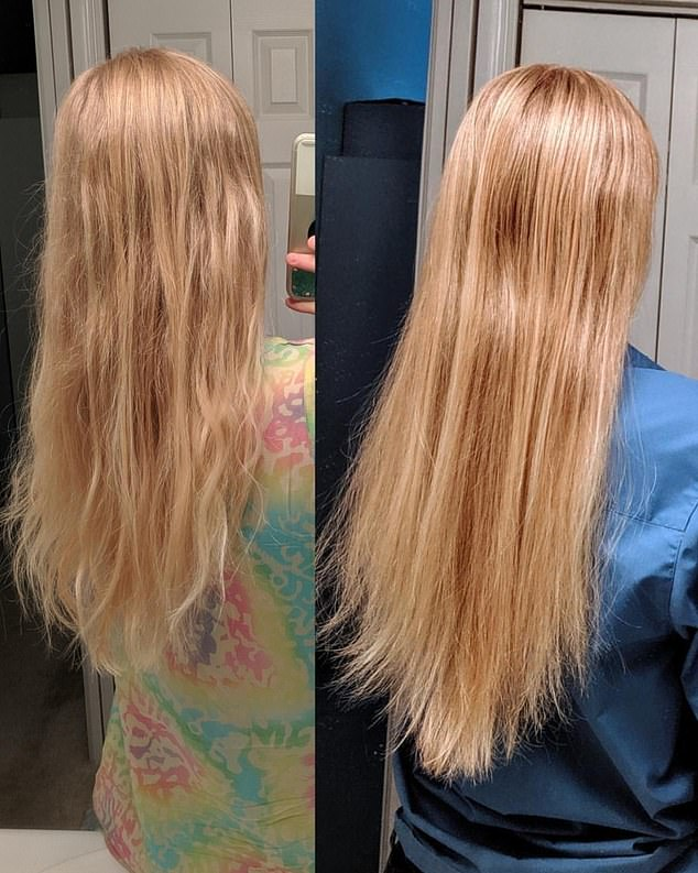 Jantien struggled with fine, frizzy hair that wouldn't grow. She was stunned with the change within 30 days of taking Starpowa and now no longer has to use expensive hair masks