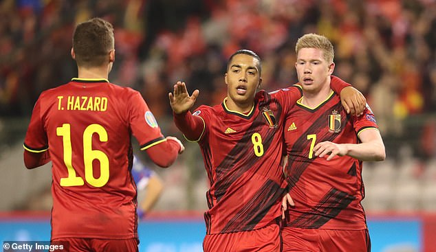 It is claimed Roberto Martinez no longer wants his Belgium team to play the French in March