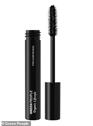 Green People's mascara for those suffering from eczema was rated 6/10