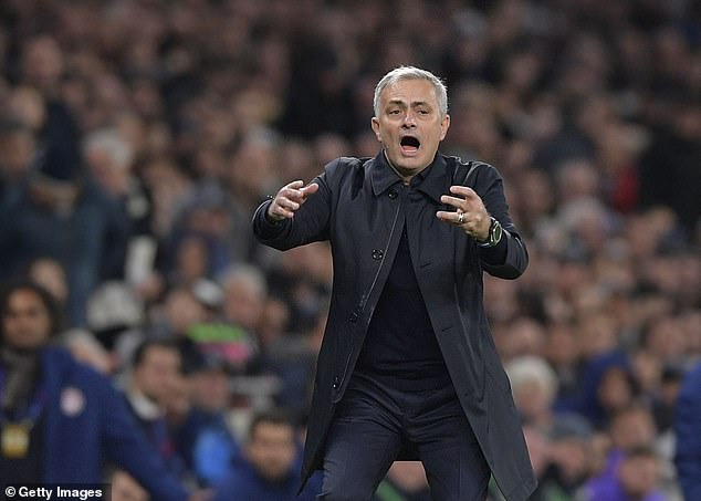Jose Mourinho proved a worthy adversary for Pep Guardiola when he joined Real Madrid
