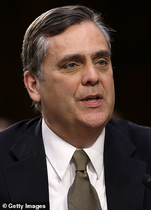 Jonathan Turley (pictured) is the first Republican-approved witness who will testify in the impeachment inquiry – but he is not expected to defend Donald Trump