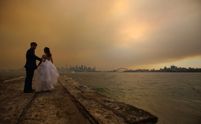 Sydneysiders Could Be Required To Wear Masks All Summer As