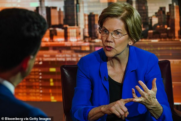 Sen. Elizabeth Warren sat down with BloombergTV Wednesday and savaged Michael Bloomberg, who is also running for the 2020 Democratic nomination