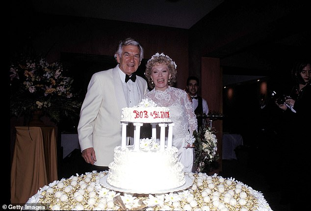 Bob Hawke Prime Minister of Australia (1983 - 1991) is pictured marrying his biographer Blanche D'Alpuget in 1995 in Sydney