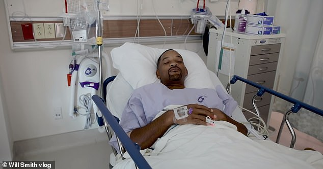 Will Smith 51 says his colonoscopy 'turned very real ...