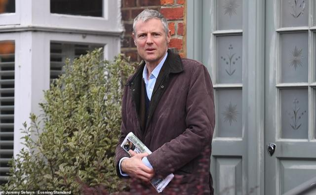 Vulnerable:Tory Zac Goldsmith (pictured) won his Richmond Park seat in 2017 by a handful of votes. He's unlikely to do so this time – making it a valuable Lib Dem gain in the capital